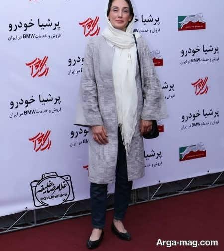 مانتوهای ساده هدیه تهرانی
