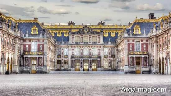 قصر ورسای قصری زیبا و باشکوه در ناحیه ورسای پاریس