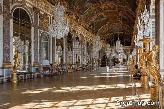 معرفی کاخ ورسای واقع در پاریس