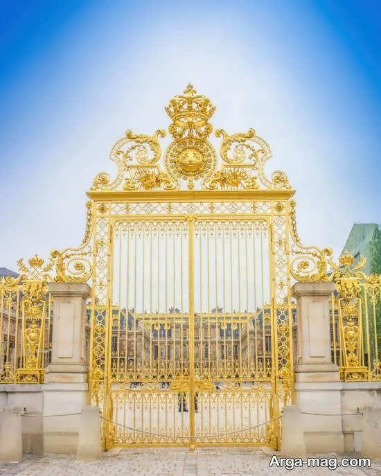قصر سلطنتی و زیبای ورسای