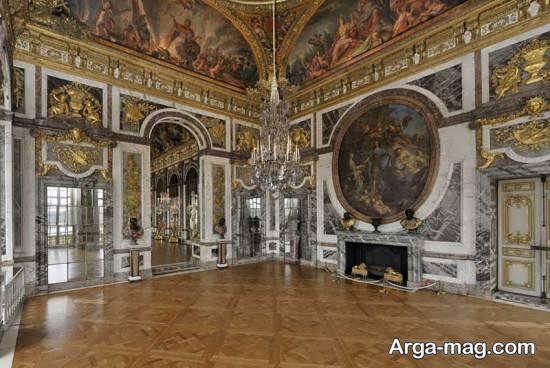 قصر تاریخی و ارزشمند ورسای