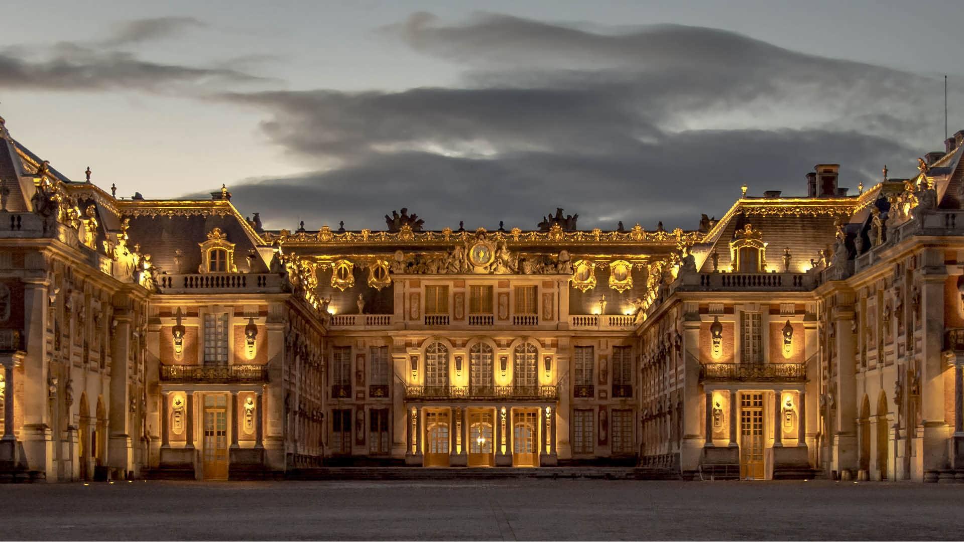 قصر ورسای پاریس با کلی قدمت و تاریخچه