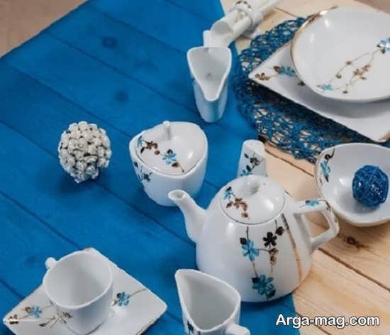 راه حل های کاربردی برق انداختن ظروف چینی