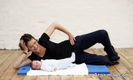 علل ایجاد یبوست پس از بارداری