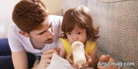 نحوه مصرف پروبیوتیک در کودکان