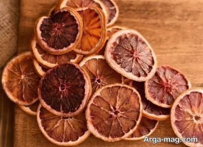 بعضی از مهمترین خواص پرتقال خشک