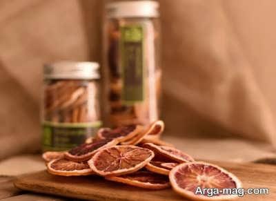 پرتقال خشک و انواع خاصیت های آن