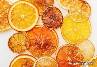 آشنایی با خاصیت های پرتقال خشک