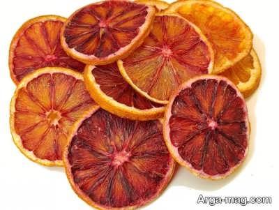 معرفی خواص پرتقال خشک