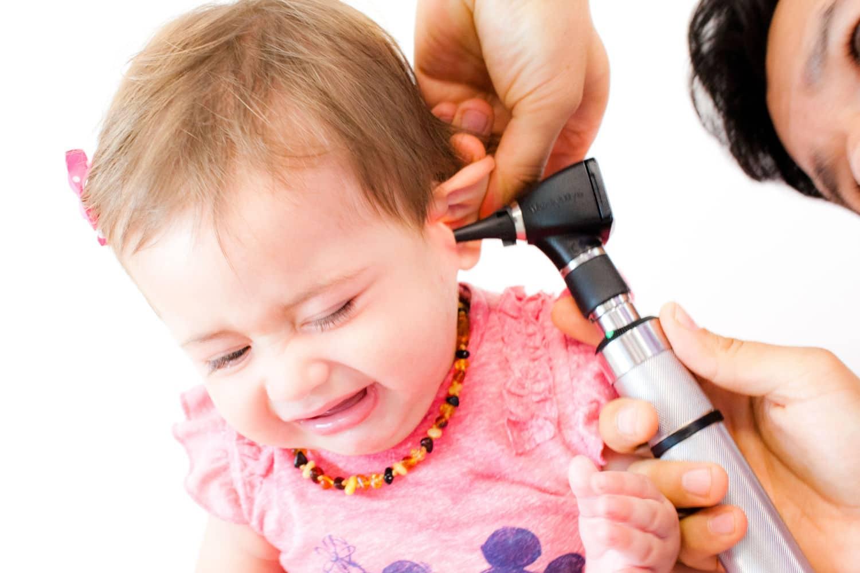 آشنایی با نحوه رفع گوش درد نوزاد