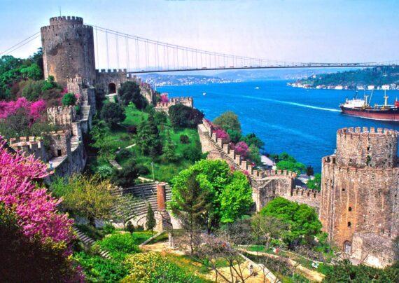 معرفی قلعه روملی حصار استانبول ترکیه