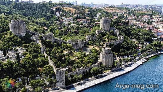 آشنایی قلعه روملی حصار