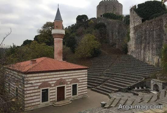 آشنایی با قلعه روملی حصار
