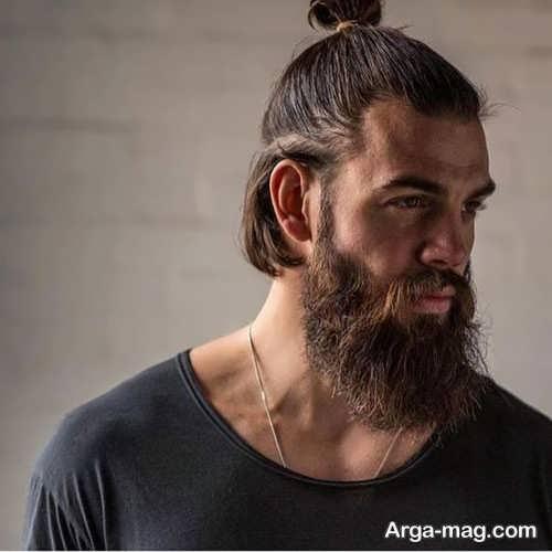 مدل مو بلند سامورایی