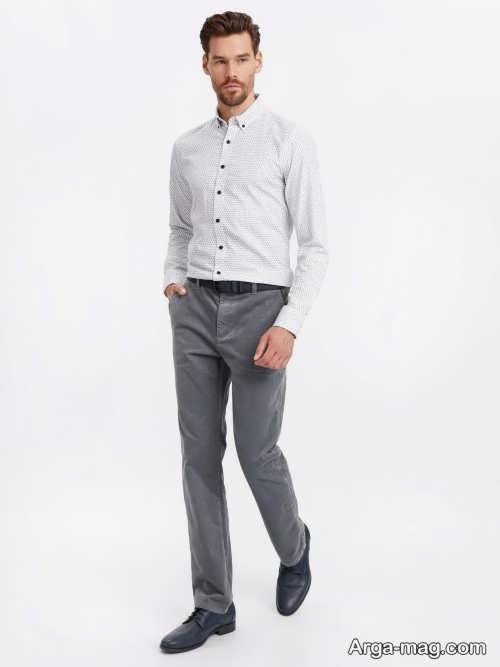 مدل های ست پیراهن و شلوار مردانه
