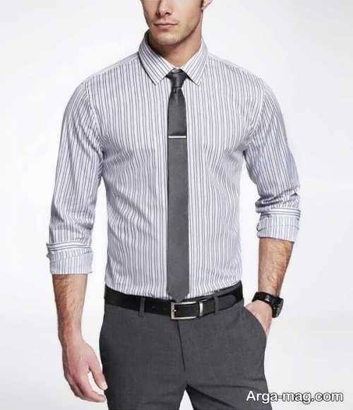ست زیبا پیراهن و شلوار مردانه