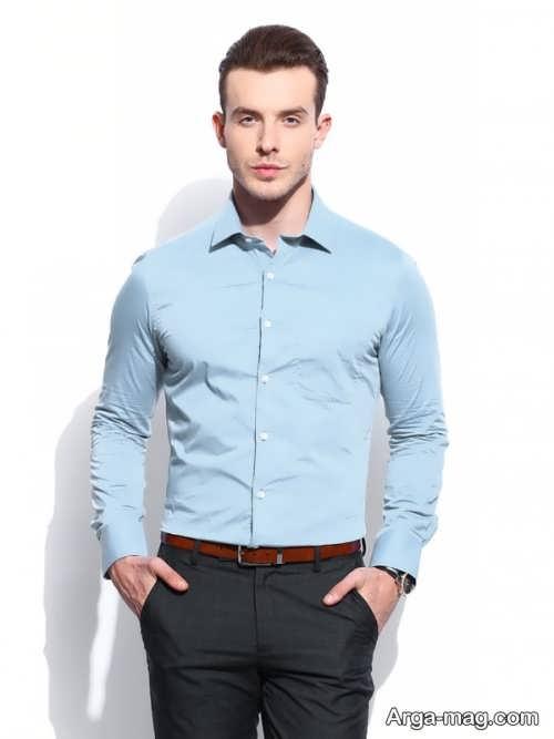 ست پیراهن و شلوار مردانه رسمی