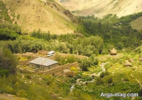 آشنایی با جاذبه های منحصر به فرد و چشم نواز روستای شهرستانک