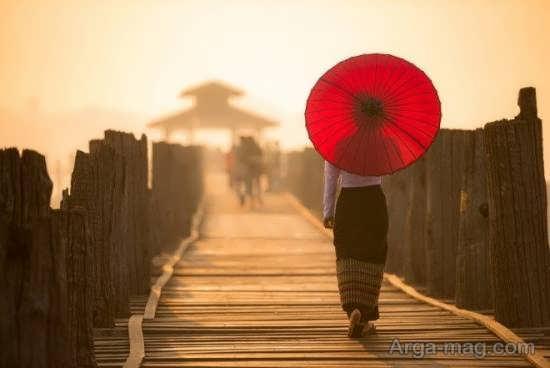 مکان های دیدنی زیبای میانمار