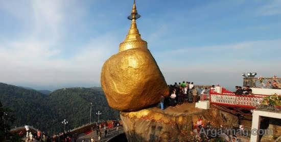 جاذبه های توریستی میانمار