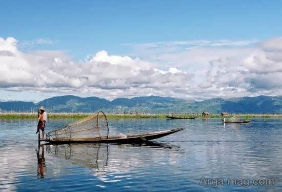 دیدنی های میانمار