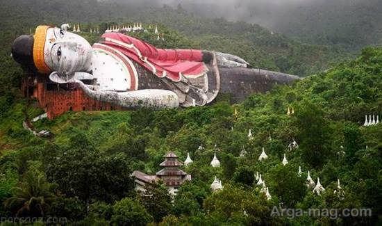 مکان های تماشایی و دیدنی میانمار