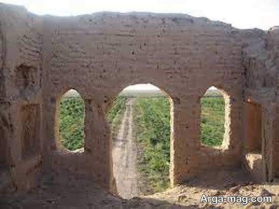 آشنایی با مکان های دیدنی و بکر روستای شال