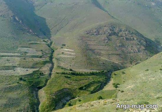 آشنایی با جاذبه های دیدنی و گردشگری روستای شال