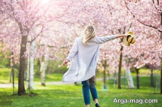 عکس فصل بهار جدید و زیبا