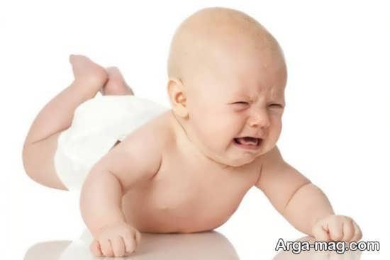 علل اصلی زور زدن نوزاد