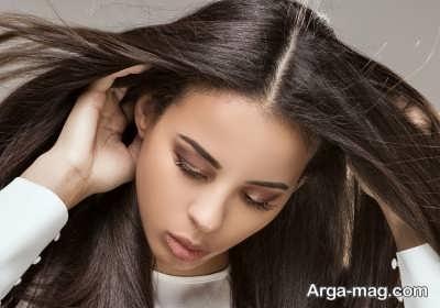 چگونگی تقویت مو با گیاهان دارویی