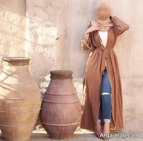 مدل استایل با حجاب
