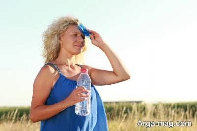 علایم خستگی گرمایی و نحوه جلوگیری و درمان آن
