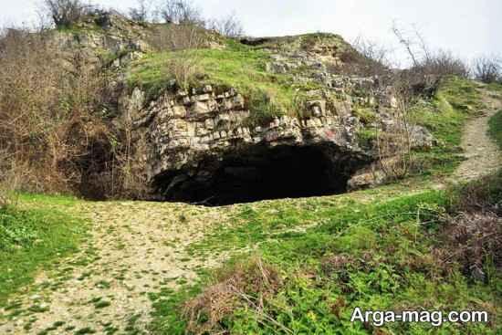غار تمتمه