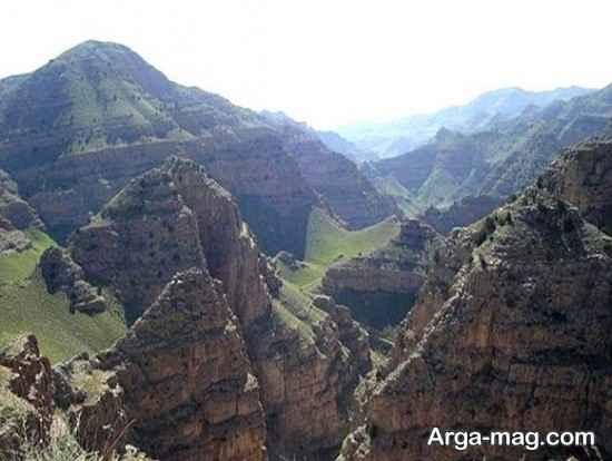 پارک ملی تندوره و زیبایی های بکر آن