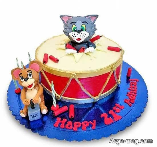 تم تولد تام و جری
