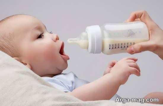 طریقه صحیح شستن شیشه شیر کودک