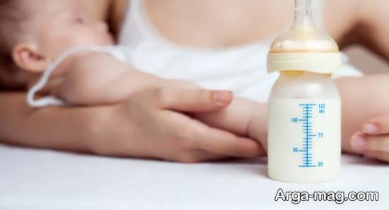 نحوه درست شستن شیشه شیر کودک