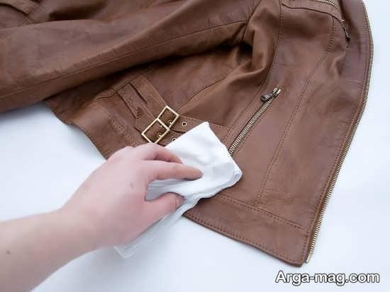 نکات مهم و مفید شستن البسه چرمی
