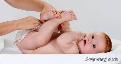 سفید رنگ شدن مدفوع کودک