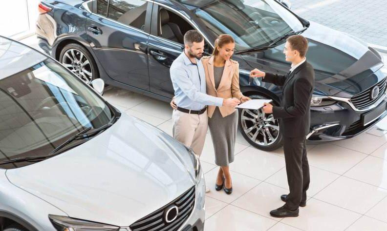 تحویل گرفتن خودرو صفر کیلومتر