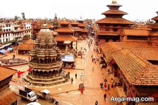 بنای تاریخی آسیا