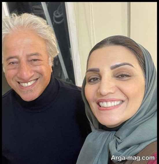عکس های جدید الهام پاوه نژاد بازیگر سریال چوب خط