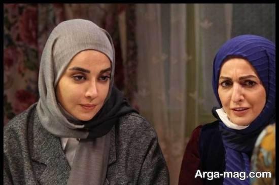 """عکس های هدی استواری بازیگر سریال """"نون خ 3"""""""