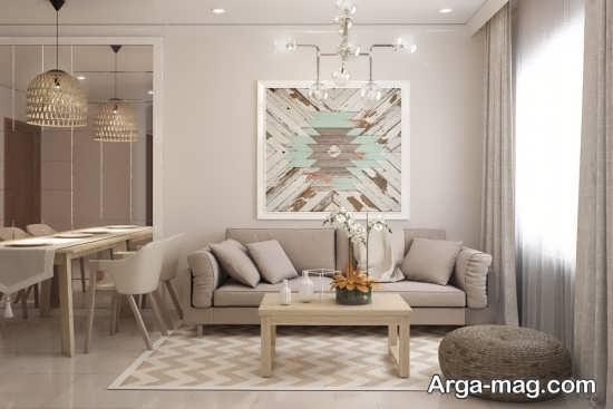 طراحی داخلی منزل با ایده های خلاقانه