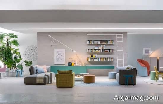 طراحی داخلی منزل با روش هایی جالب