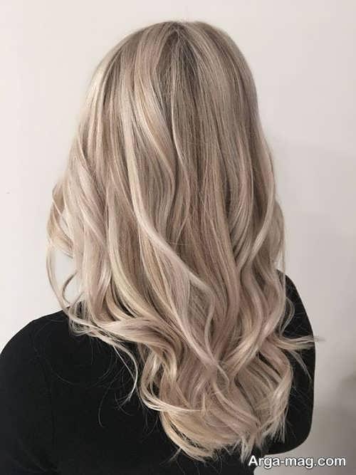 رنگ مو کاهی