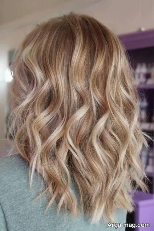 رنگ مو شیک کاهی
