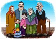 بهبود روابط با خانواده همسر