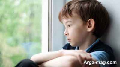 رفتار با کودک گوشه گیر